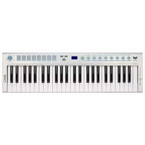 CME U-KEY White Mobile Keyboard