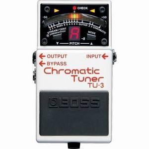 Boss TU-3 Chromatic Floor Tuner