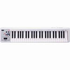 Roland A-49 White Keyboard MIDI Controller