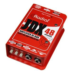 Radial JDX48 Amplifier DI Box