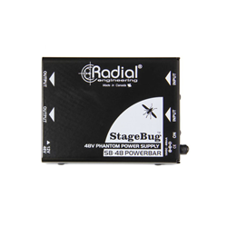 Radial SB-48 Phantom 2-Channel 48V Phantom Power Supply