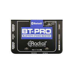 Radial BT PRO Bluetooth Receiver DI Box
