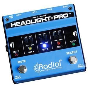 Radial Headlight-Pro Multi-Instrumentalist DI Box