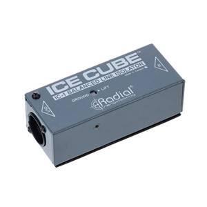 Radial Ice Cube Passive Noise Eliminator