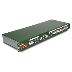 Radial JD6 6-Channel 1U Rackmount Passive Direct Box