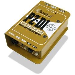 Radial PZ-DI Piezo Active Instrument DI