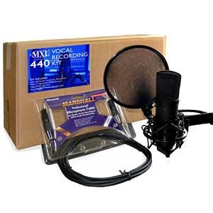 MXL 440 Mic Recording Kit
