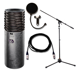 Aston Spirit Stand/Lead/Pop Filter Recording Bundle
