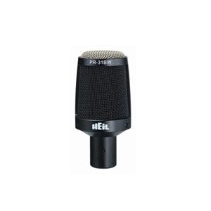 Heil PR-31 BW Dynamic Broadcast Mic
