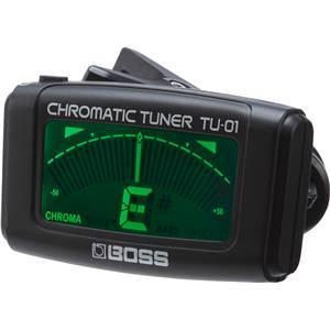 Boss TU-01 Clip Tuner