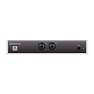 Apogee Element 24 Thunderbolt Interface