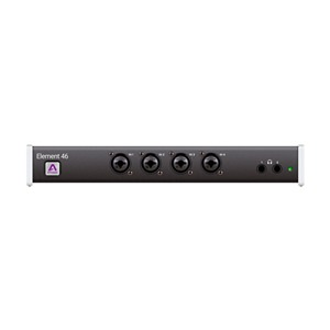 Apogee Element 46 Thunderbolt Interface