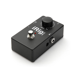 IK Multimedia iRig Stomp Guitar Interface