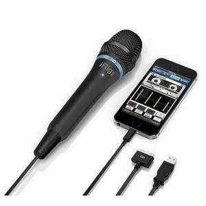 IK Multimedia iRig Mic HD Digital Handheld iOS Mic