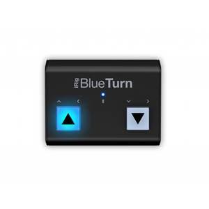 IK Multimedia Blueturn Bluetooth Scroller