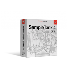 IK Multimedia Sampletank 4 SE