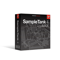 IK Multimedia Sampletank 4 MAX Bundle