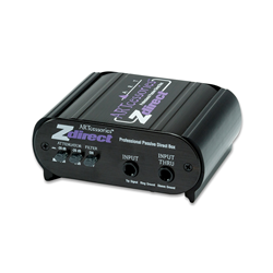 ART Z-Direct Mono Passive DI Box