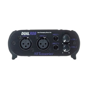 ART Dual RDB Re-Amping DI Box