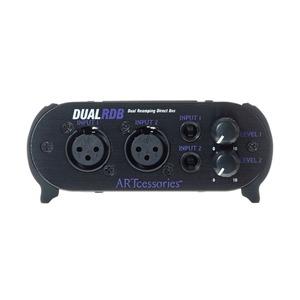 ART Dual RDB Re-Amping DI Box