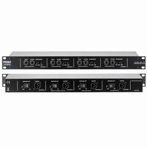 ART PDB4 4-Channel Passive DI Box