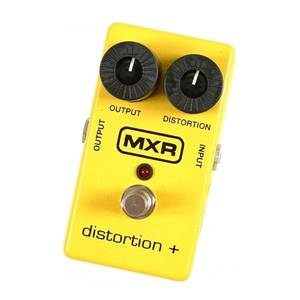MXR Distortion+ Yellow