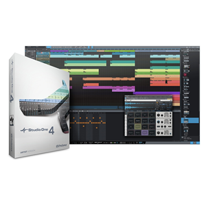 Presonus Studio One Artist v4 Production Software