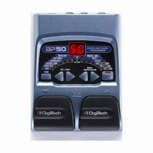 Digitech BP50 Bass Processor
