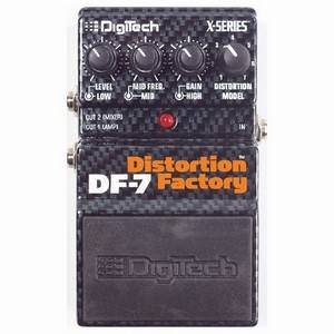 Digitech Df7 Distortion Factory