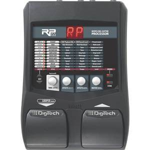 Digitech RP155 Guitar Multi Effects Pedal USB