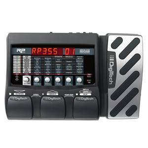 Digitech RP355 Multi Effects Pedal USB