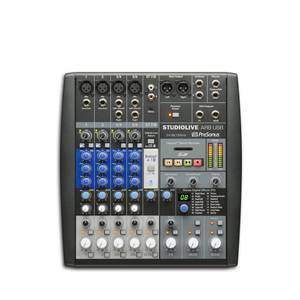 Presonus StudioLive AR8 8-Channel Hybrid Mixer