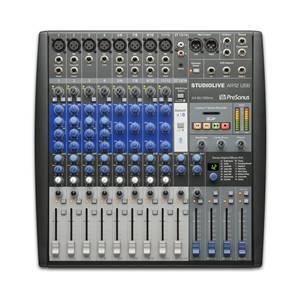 Presonus StudioLive AR12 12-Channel Hybrid Mixer