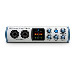 Presonus Studio 24 Audio USB Interface