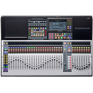 Presonus X1 Studiolive 64s series