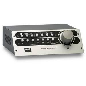 SPL SMC 2489 Surround Monitor Controller