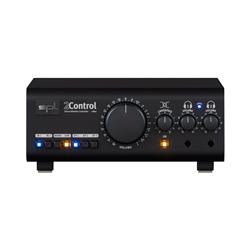 SPL 2Control Black Monitor Controller