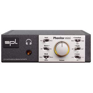 SPL Phonitor Mini Headphone Amp Controller