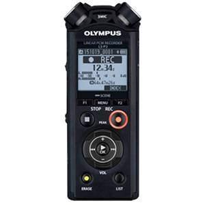 Olympus LS-P2 Linear PCM Recorder