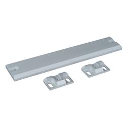 Aphex 45-008B Silver Rack Kit
