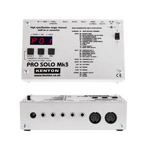 Kenton Pro Solo MIDI - CV Converter
