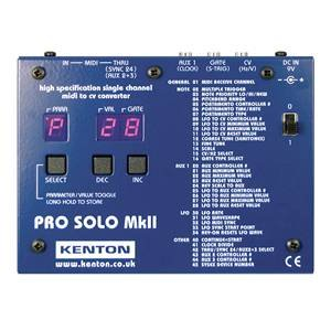 Kenton Pro-Solo MK2 Single Channel Convertor