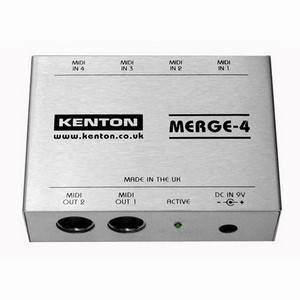 Kenton Merge-4 - 4 In To 2 Out Merge Box