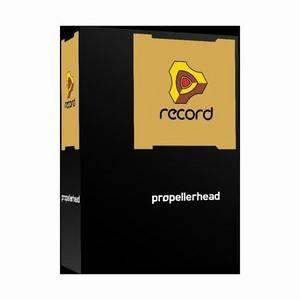 Propellerhead Record Standalone Software