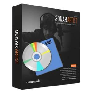 Cakewalk Sonar Artist (DVD Only)