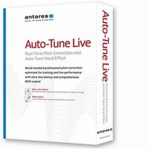 Antares Autotune Live