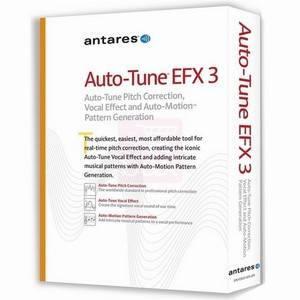 Antares Autotune EFX3