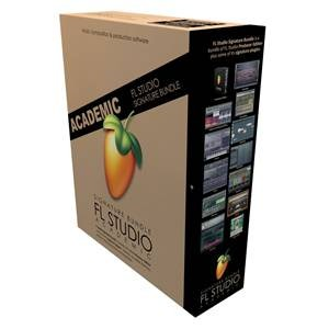 FL Studio 12 Signature Bundle Academic