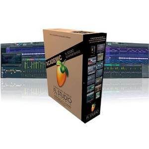 FL Studio 12 Signature Bundle Academic 5-Pack