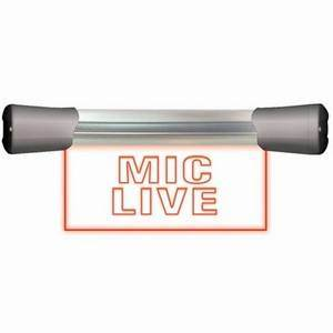 Sonifex LD-20F1MCL Mic Live Sign